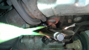 Broken Crankshaft Position Sensor | Dave Isom