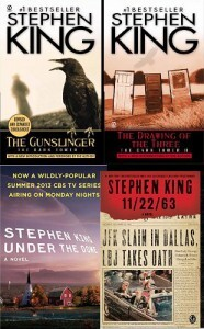 Read 4 Stephen King novels